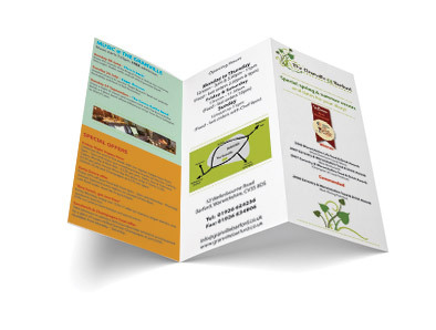 A4 FOLDED LEAFLETS PRINTING IN IRELAND